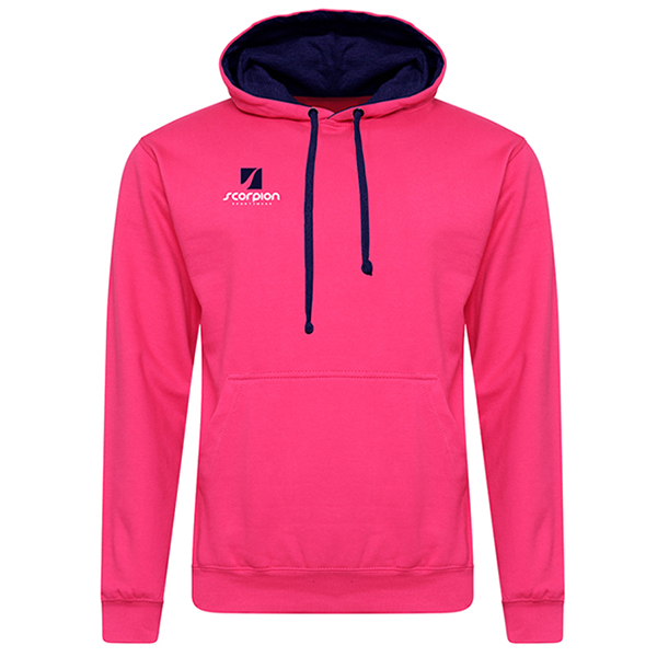 Rugby Tour Hoodies Pink Navy