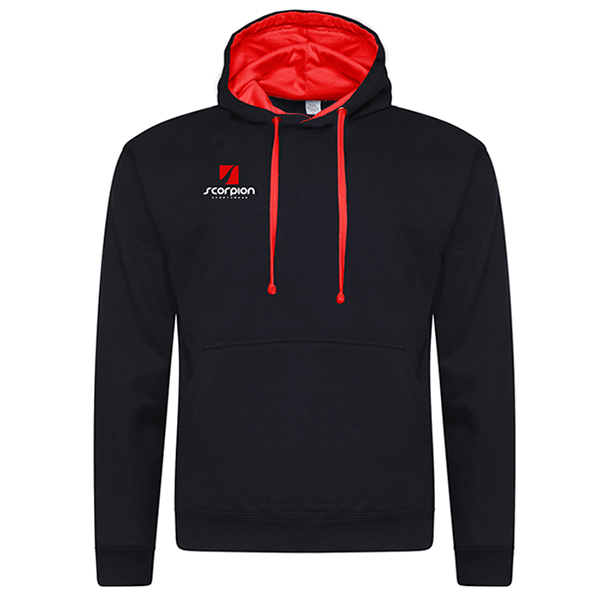 Rugby Tour Hoodies Navy Red
