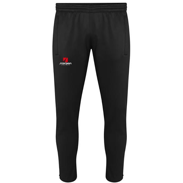 Scorpion Sports Black Skinny Pants