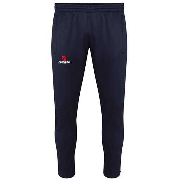 Scorpion Sports Navy Skinny Pants