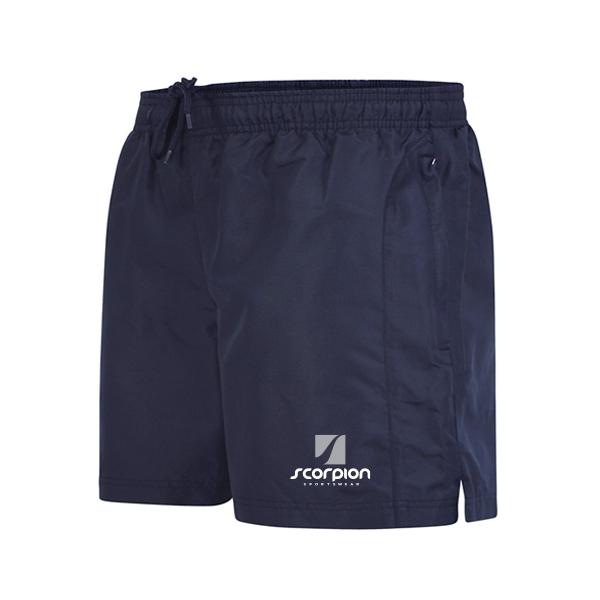 Scorpion Navy Leisure Shorts