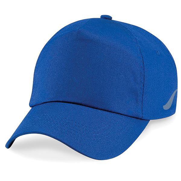 Scorpion Sports Royal Blue Panel Caps