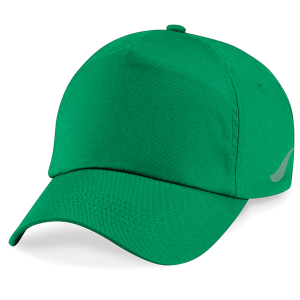 Scorpion Sports Kelly Green Panel Caps