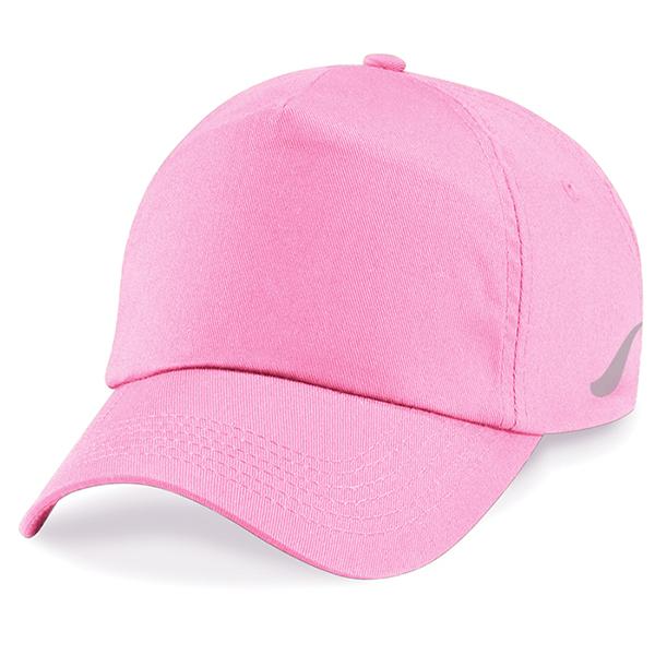 Scorpion Sports Pink Panel Caps