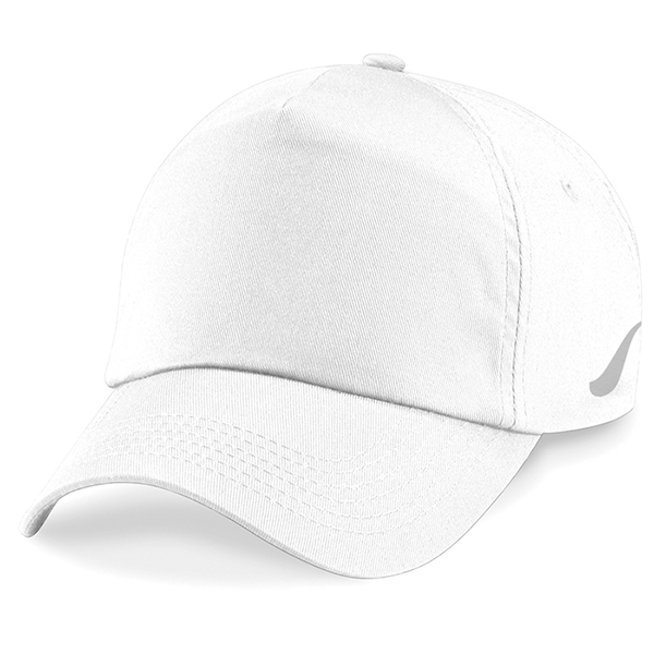 Scorpion Sports White Panel Caps