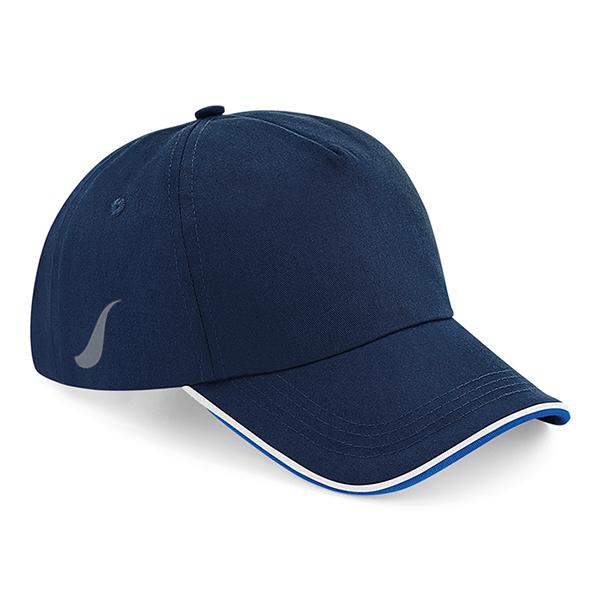Scorpion Navy White Royal Sports Cap