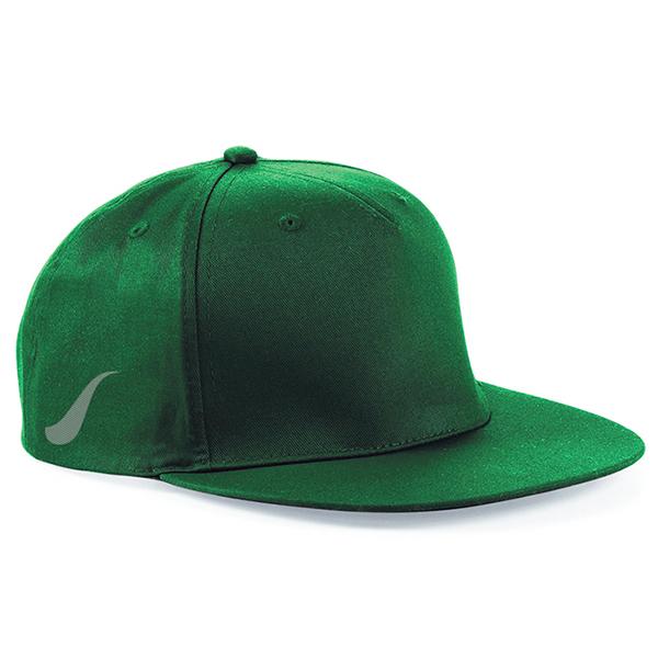 Scorpion Green Snapback Cap
