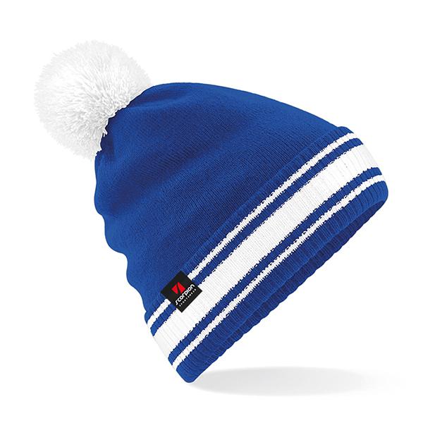 Scorpion Royal White Bobble Hat