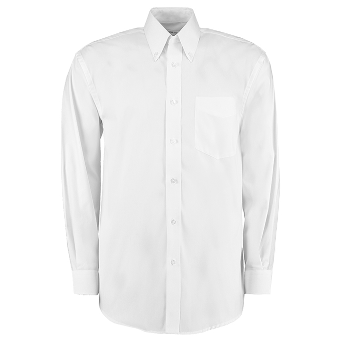 Scorpion Sports White Dress Shirt