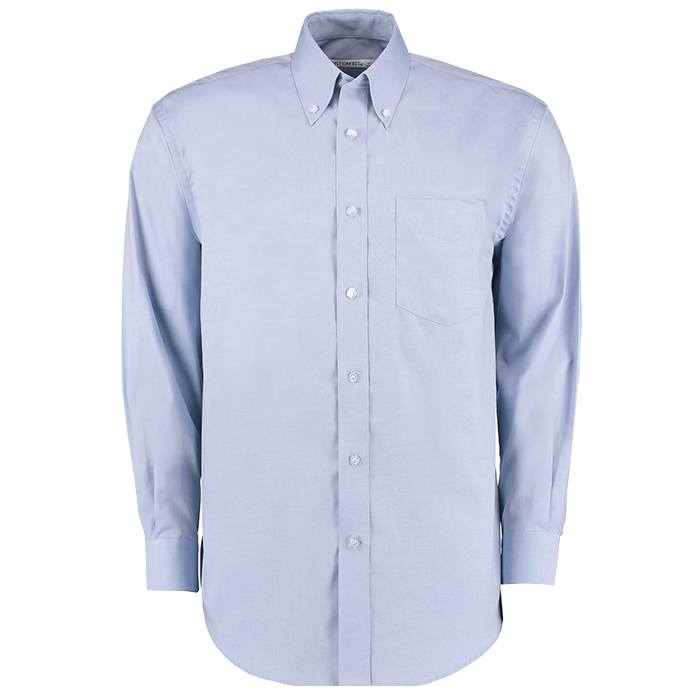 Scorpion Sports Light Blue Dress Shirt