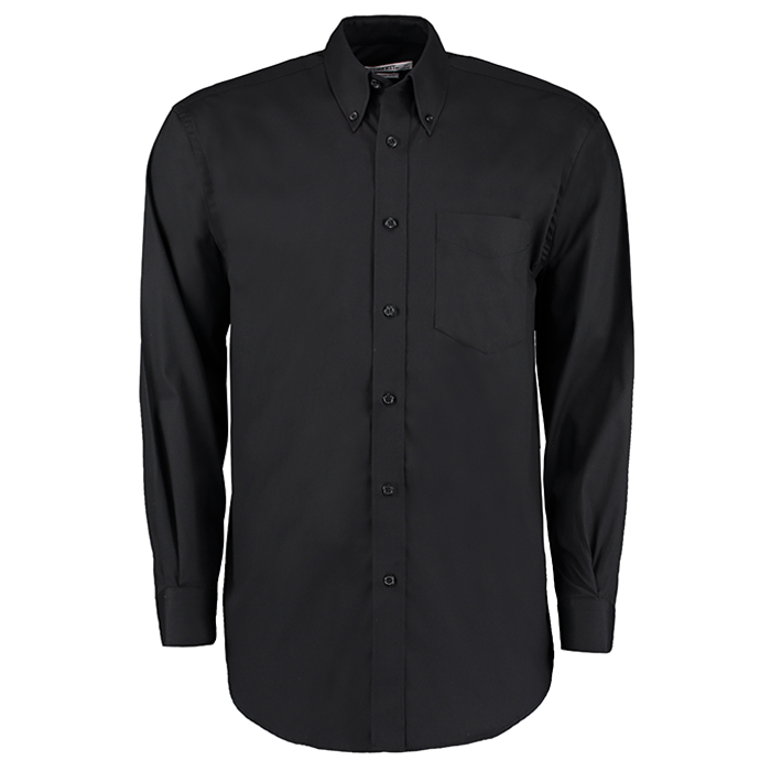 Scorpion Sports Black Dress Shirt