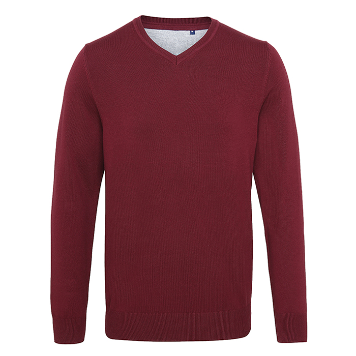 Scorpion Sports Jumper Burgundy