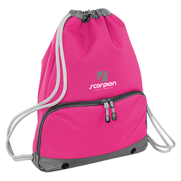 Scorpion Sports Pink Deluxe Pump Bag