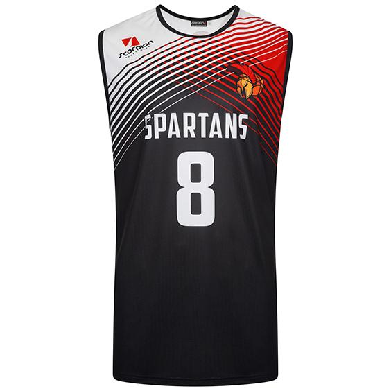 Scorpion Sports Basketball Vests UK