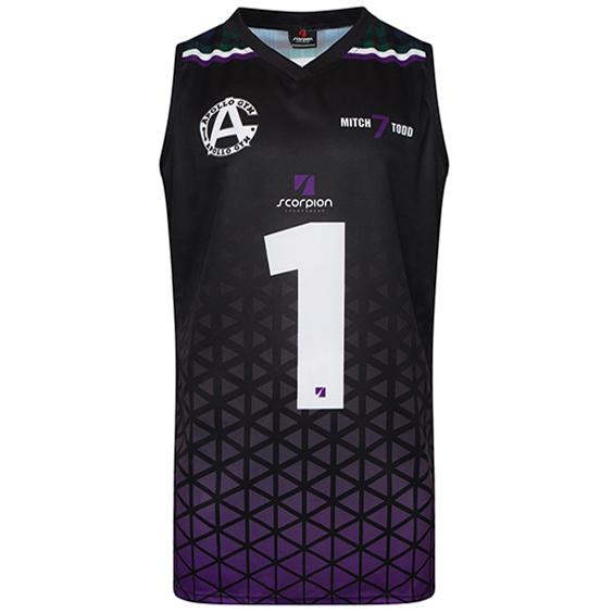 Scorpion Sports Basketball Vests