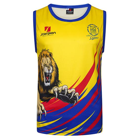 Scorpion Sports Vests UK