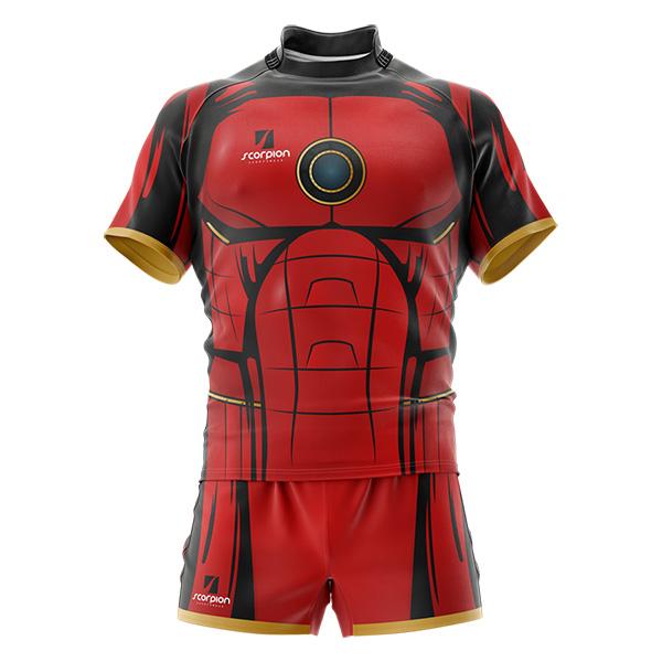 Iron Rugby Tour Shirt