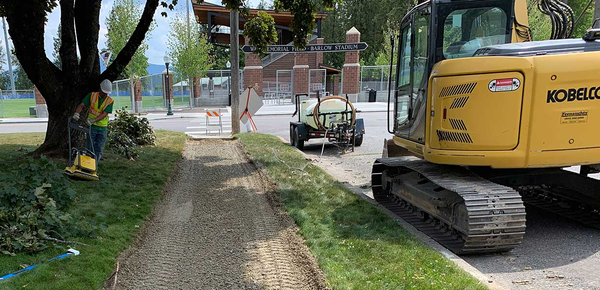 Ontario & Florence Sidewalk Connectivity Project 2019