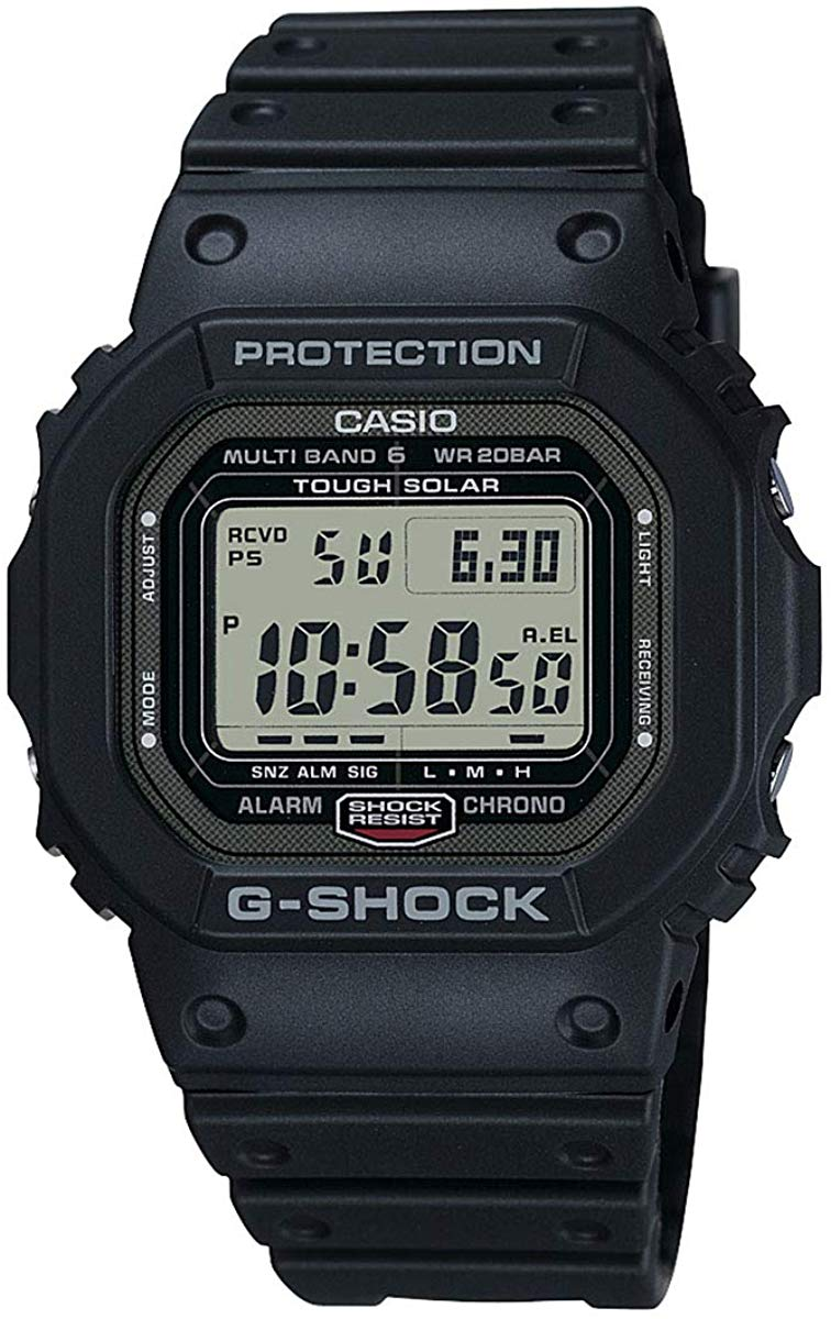 Image result for Casio G Shock GW-5000-1JF Multi-Band 6