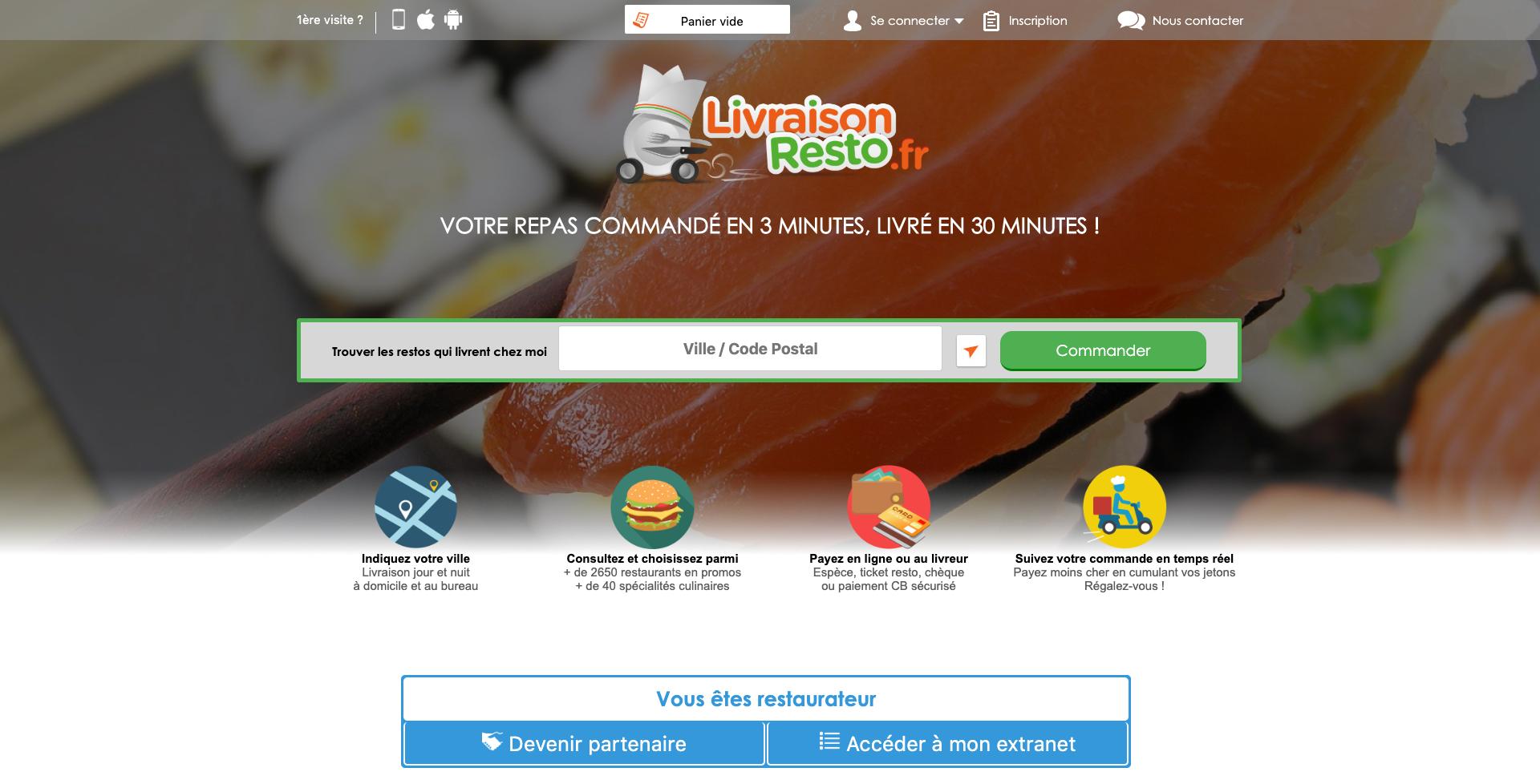 LivraisonResto.fr