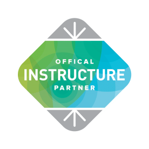 Official Instructure Partner logo