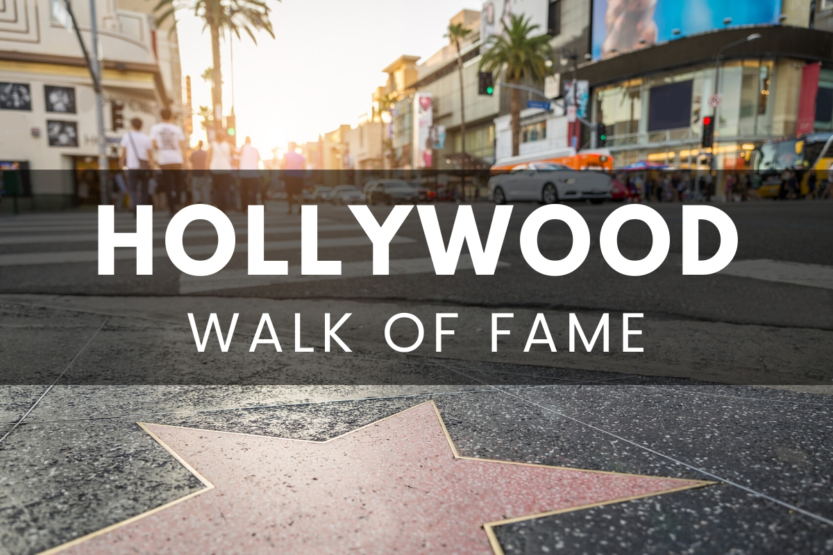 Image of Hollywood Boulevard