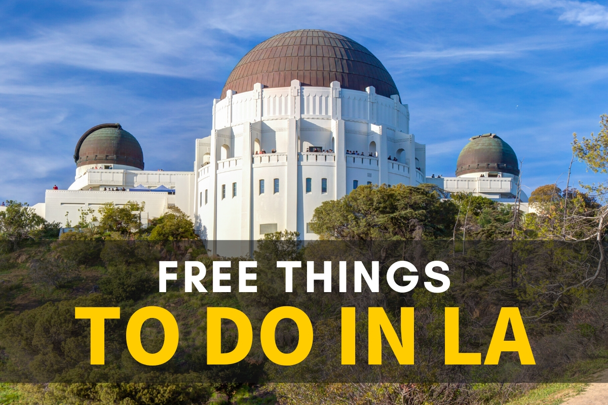 Free Things to do in Los Angeles
