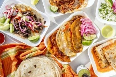 Different Taco plates