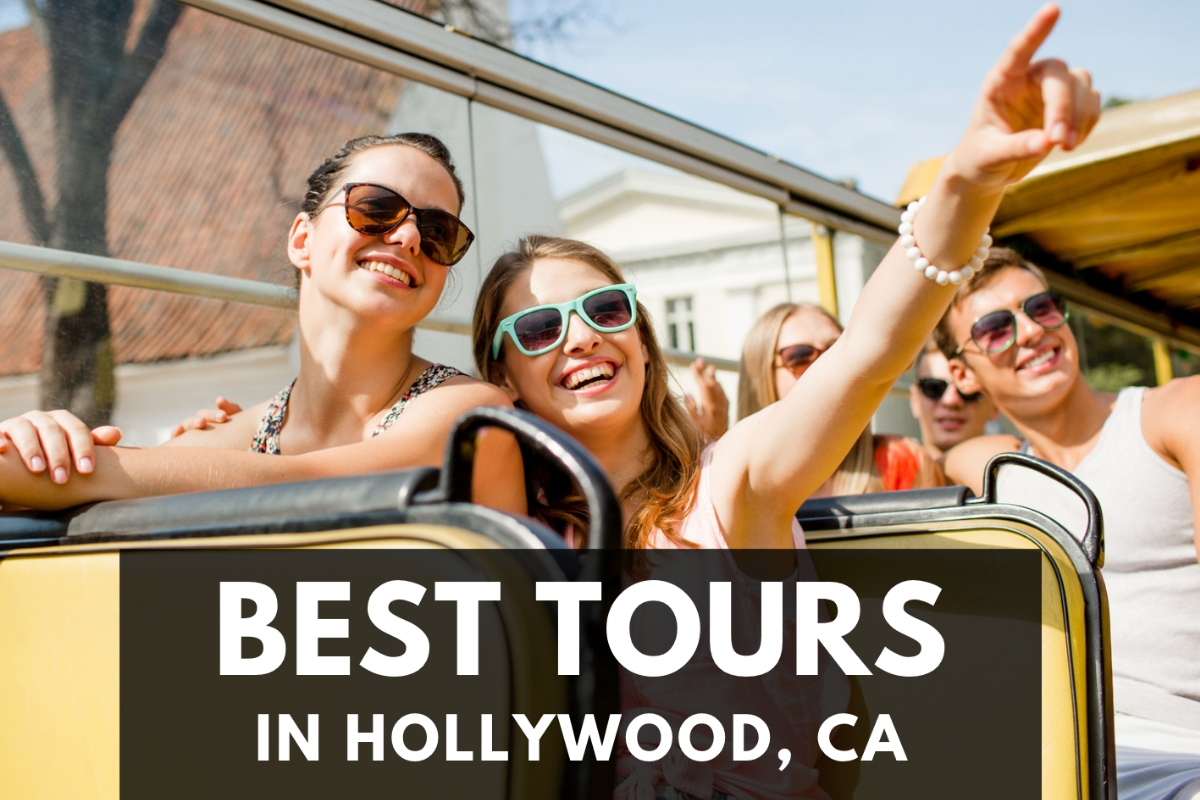 Best Tours in Hollywood, CA
