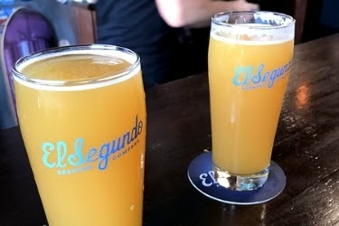 Beers from El Segundo Brewing