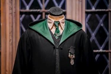 Slytherin uniform from Harry Potter