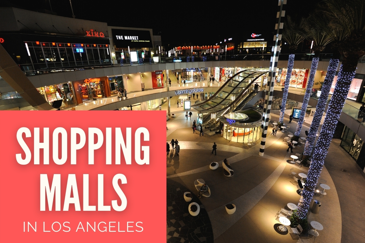 Shopping Mall in Los Angeles