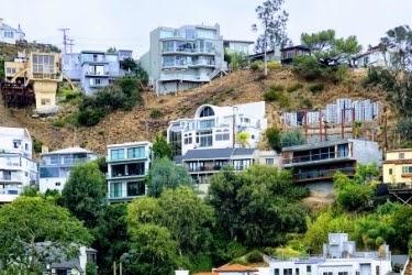 Hollywood Hills Houses