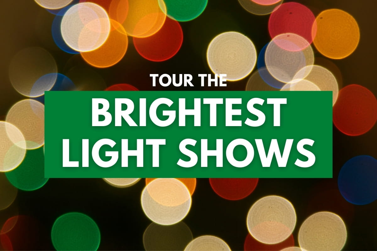 Tour The Brightest Light Shows