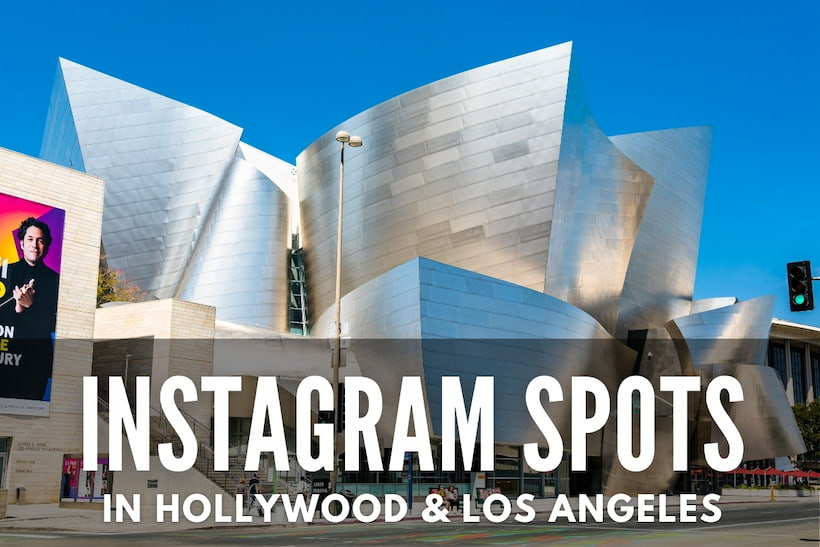 Disney Concert Hall - Instagram Spots in Hollywood & Los Angeles