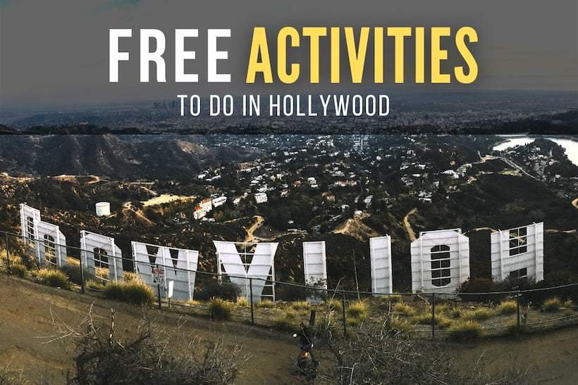 Free Activities to Do in Hollywood - Hollywood Sign