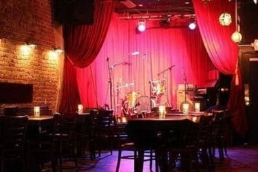 Hotel Cafe Stage