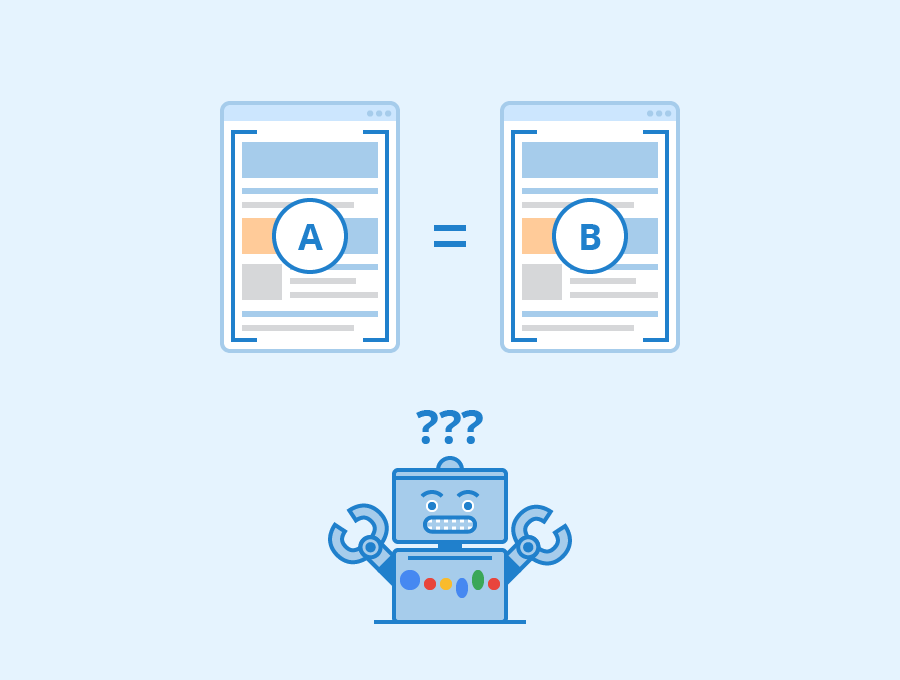 Votre site web design n'est pas indexé par Google: 10 raisons à éviter