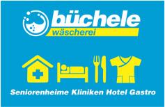 Wäscherei Büchele | Seniorenheime Kliniken Hotel Gastronomie
