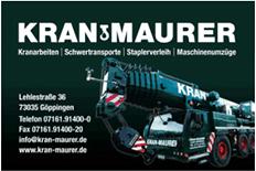 Kran & Maurer