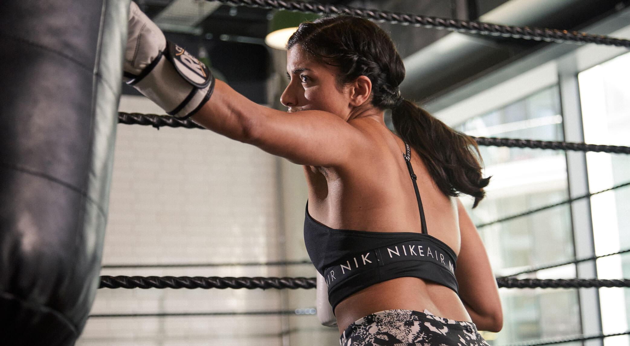 training to box