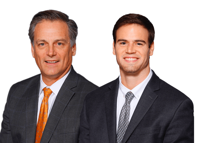 David & Connor Castellani of Castellani Law Firm