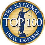 Castellani Law Top 100 Trial Lawyers Award
