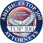 Castellani Law Top 100 High Stake Litigators Award