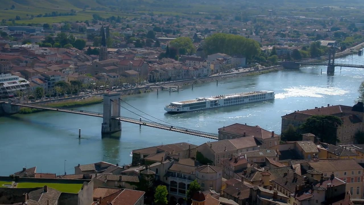 Flight Centre - Viking river cruise in France