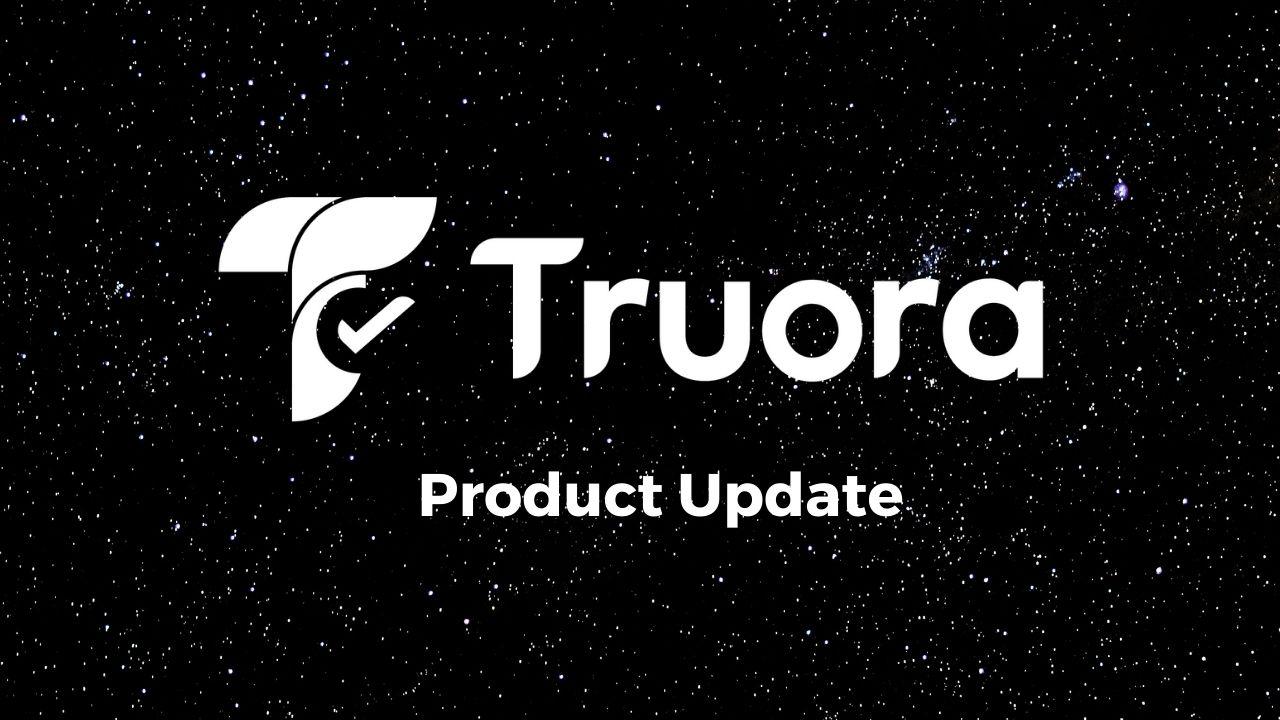 Product Update: Novo login para TruChecks