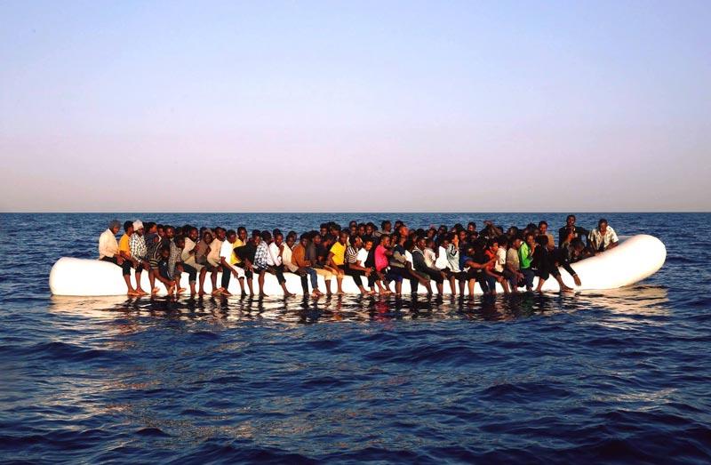 משבר ההגירה של אירופה: מהקולוניאליזם הקפיטליסטי ועד ימינו