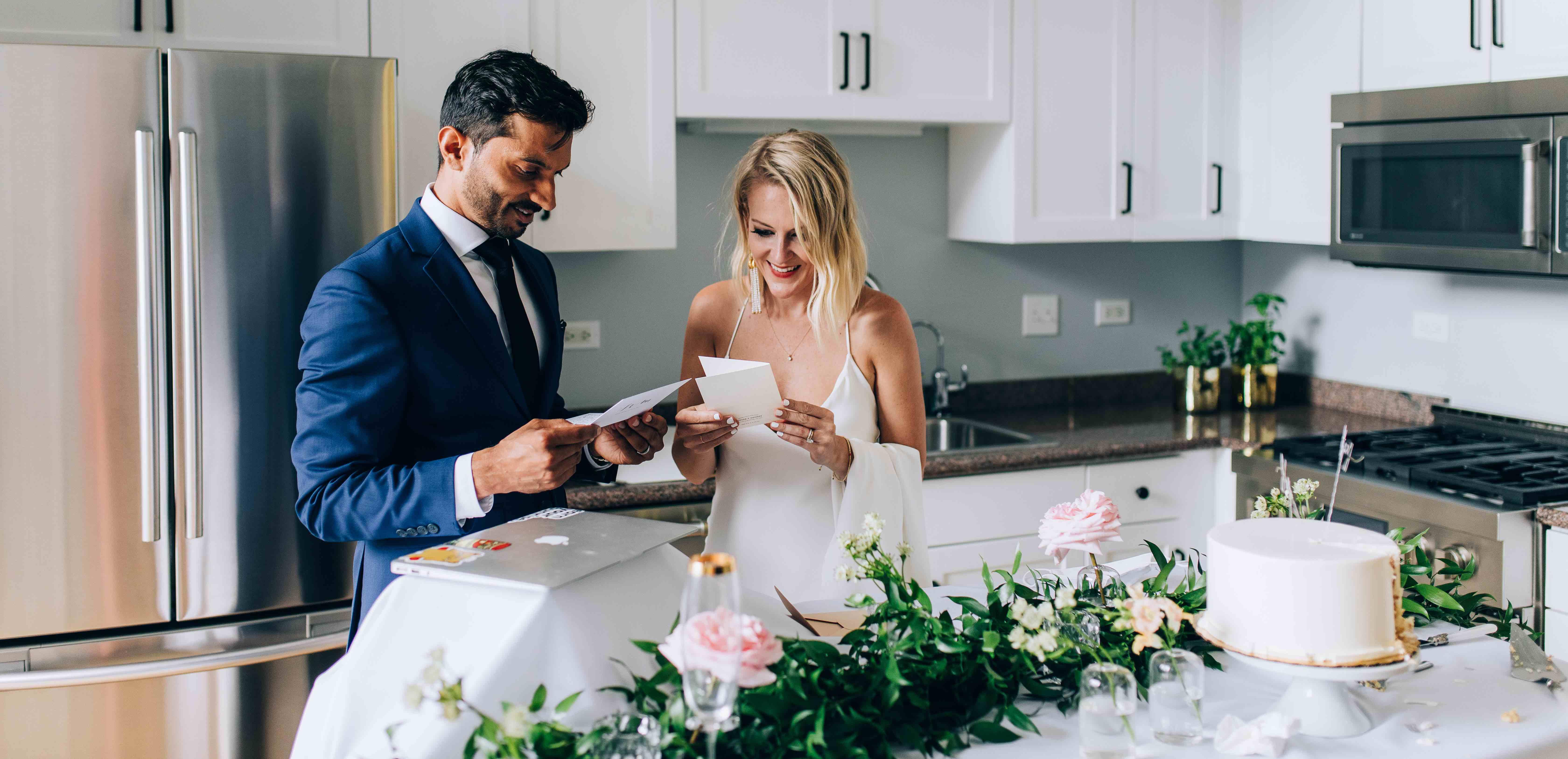 Micro-Wedding: Brittany + Shawn