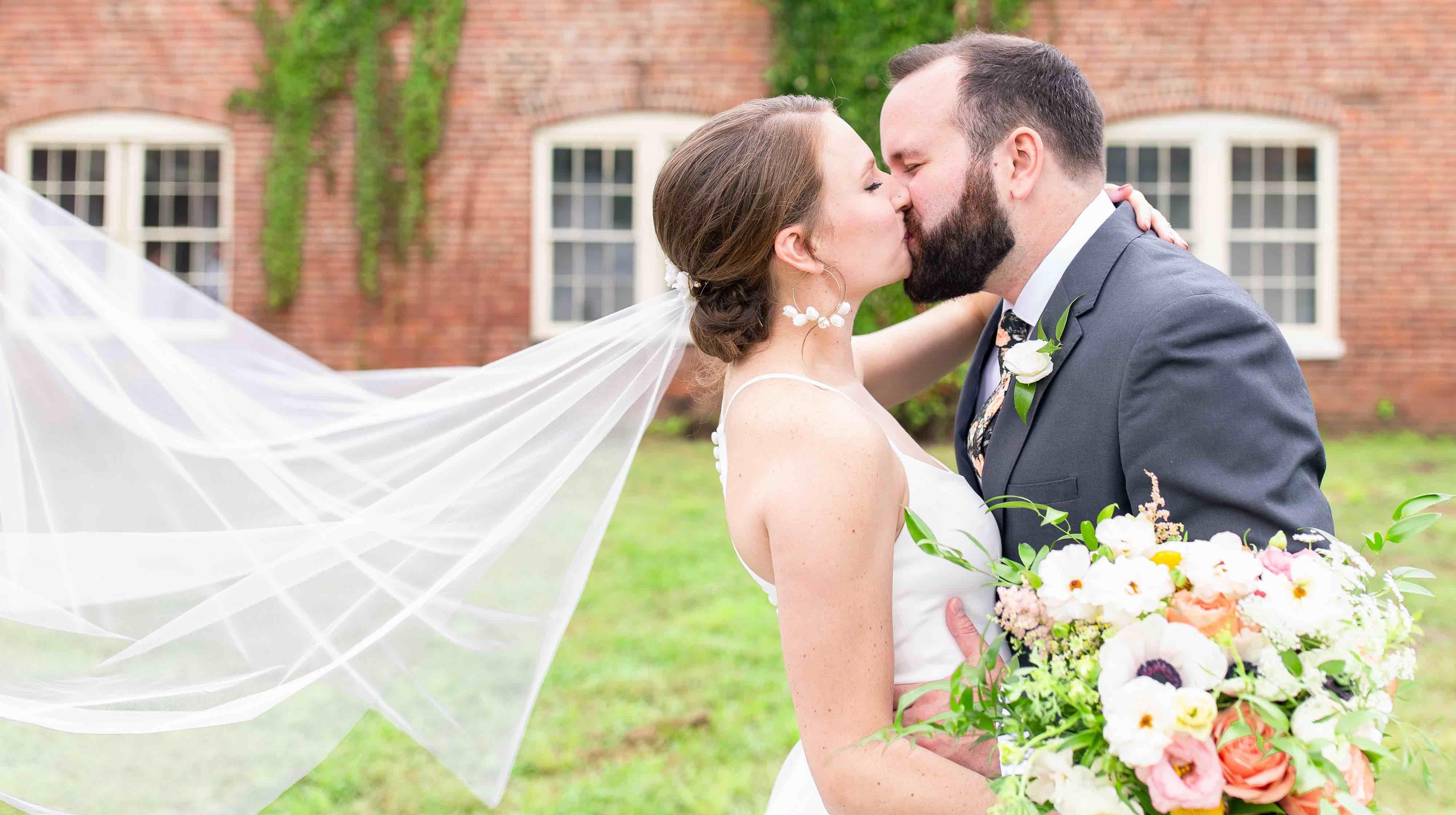 Micro-Wedding: Becca + John