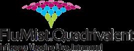 FluMist Quadrivalent logo